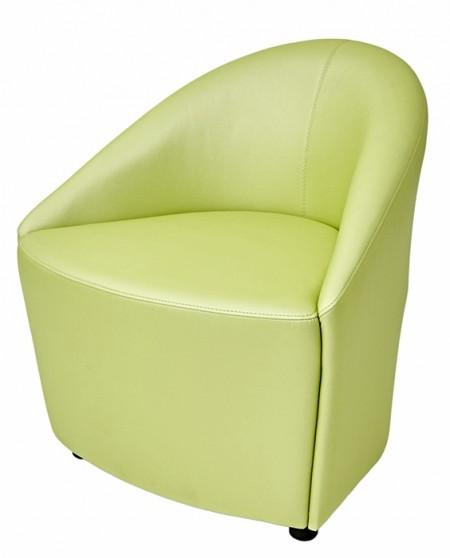 Кресло 3D экокожа