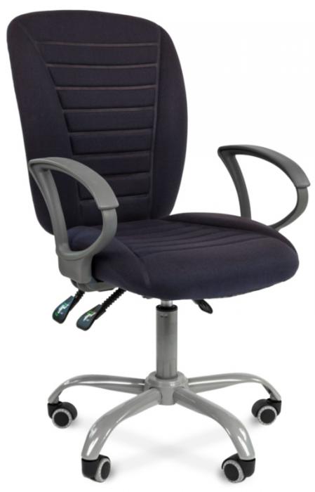 Кресло офисное CHAIRMAN 9801 Эрго синее 10-362