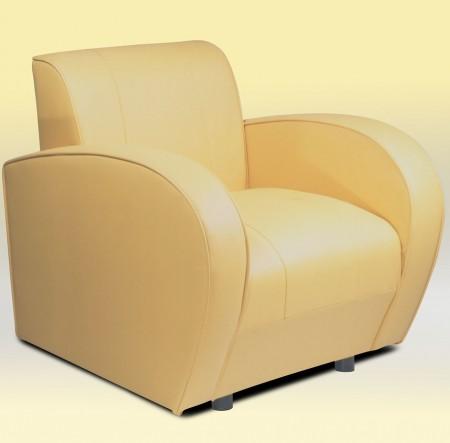 Кресло для отдыха Альфа Люкс искусственная кожа