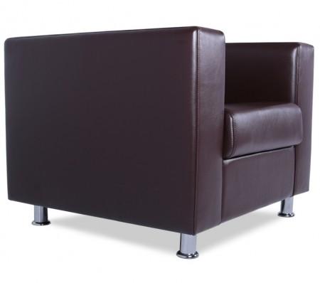 Кресло для отдыха Apollo Аполло экокожа черная