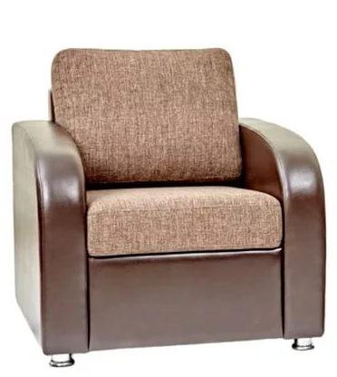 Кресло для отдыха BORN Борн двухместный экокожа