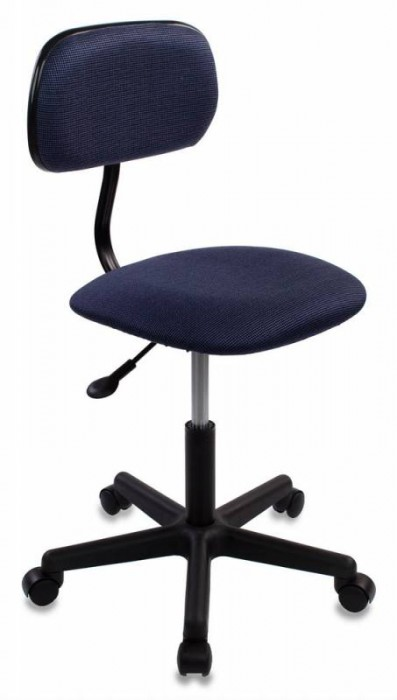 Кресло офисное CH-1201NX ткань темно-синяя
