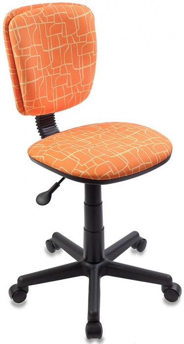 Кресло детское CH-204NX оранжевый жираф