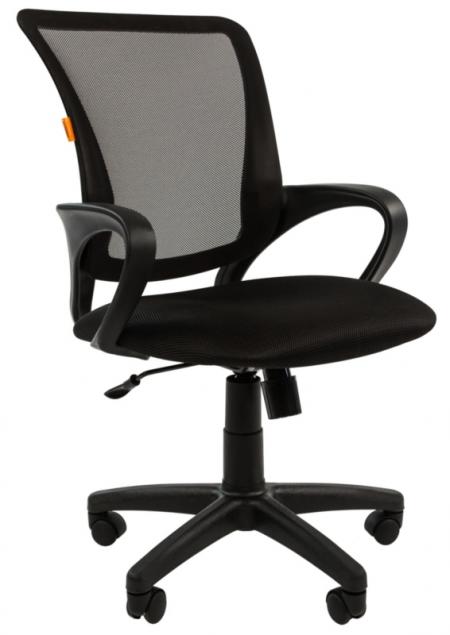 Кресло офисное CHAIRMAN 969 черная сетка