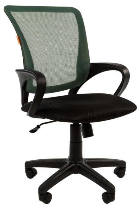 Кресло офисное CHAIRMAN 969 зеленая сетка