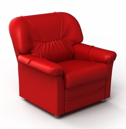 Кресло для отдыха Delta Дельта искусственная кожа