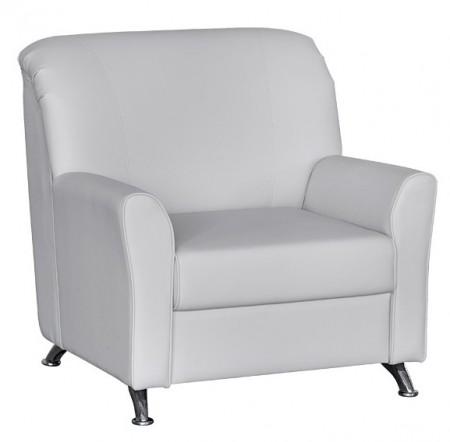 Кресло для отдыха Europe ЕВРОПА экокожа черная