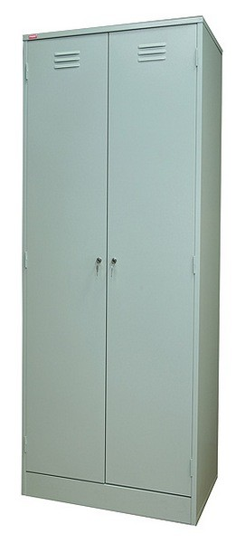 Шкаф для одежды металлический ШРМ-АК
