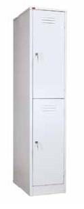 Шкаф для одежды металлический ШРМ-12