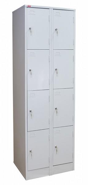 ПАКС Шкаф для одежды металлический ШРМ-28 сумочница на 8 секций