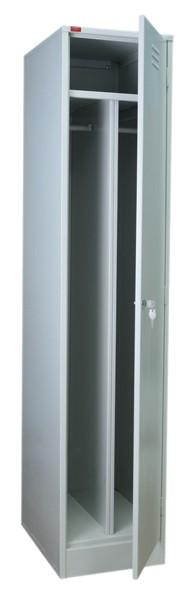 Шкаф для одежды металлический ШРМ-21