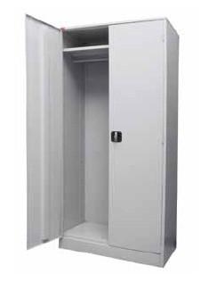 Шкаф для одежды металлический ШАМ-11.Р офисный