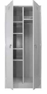 Шкаф для одежды металлический ШРМ-22У