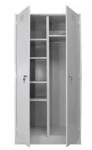 Шкаф для одежды металлический ШРМ-22-800У