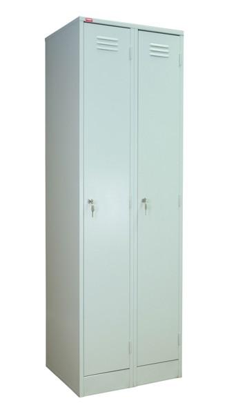 Шкаф металлический модульный для одежды ШРМ-22-М