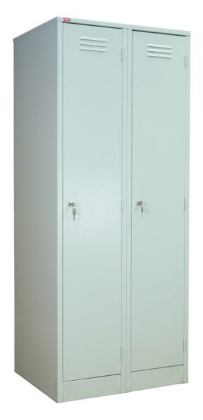Шкаф металлический модульный для одежды ШРМ-22-М-800