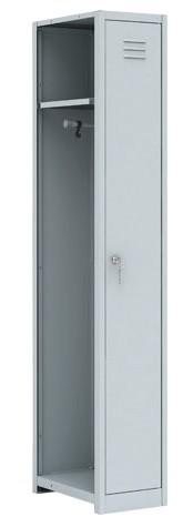 Шкаф металлический модульный для одежды ШРМ-М промежуточная секция