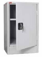 Шкаф архивный металлический ШАМ-12-680