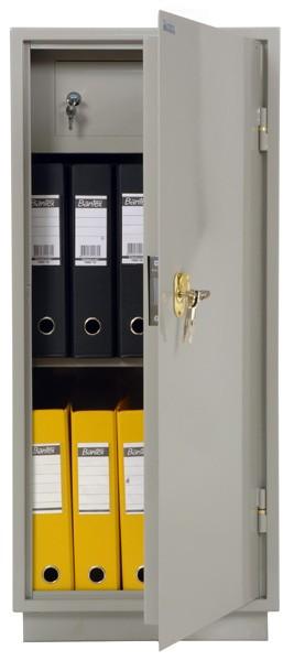 Шкаф бухгалтерский КБ-041Т с трейзером