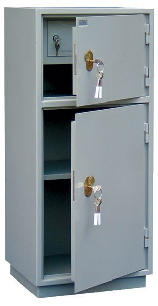 Шкаф бухгалтерский КБ-042Т с трейзером