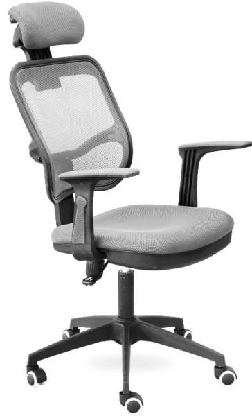 Кресло руководителя MC-030 Blow Эрголайн (МС-030) ткань черная TW11
