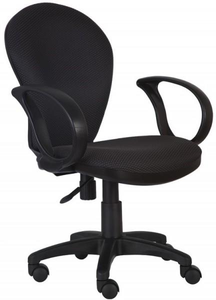 Кресло офисное CH-687AXSN ткань серая JP-15-1