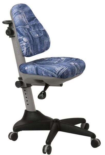Кресло детское KD-2 ткань *джинса*