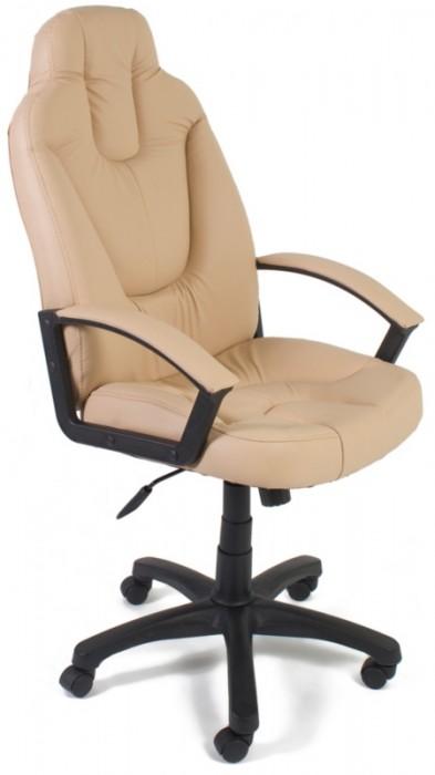 Кресло руководителя NEO2 Нео2 бежевая экокожа
