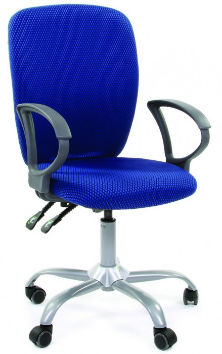 Кресло офисное CHAIRMAN 9801 синее JP-15-3