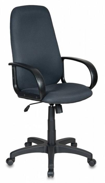 Кресло руководителя CH-808AXSN серая ткань TW-12