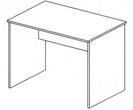 Skyland Стол письменный S-1200 Simple Симпл легно светлый