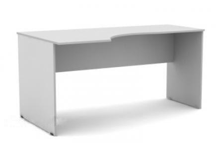 Стол письменный SE-1400L Simple Симпл серый левый