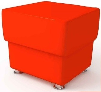 Банкетка Омега 500х450х450 искусственная кожа ECO
