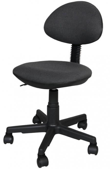 Кресло офисное Стар ткань серая С-02