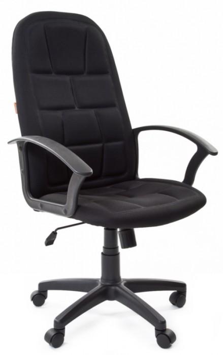 Кресло руководителя CHAIRMAN 737 ткань черная