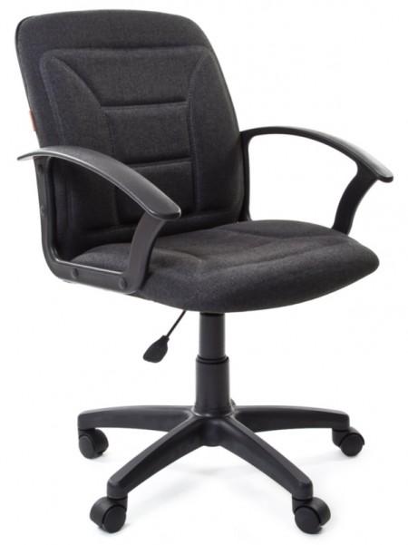 Кресло офисное CHAIRMAN 627 ткань серая