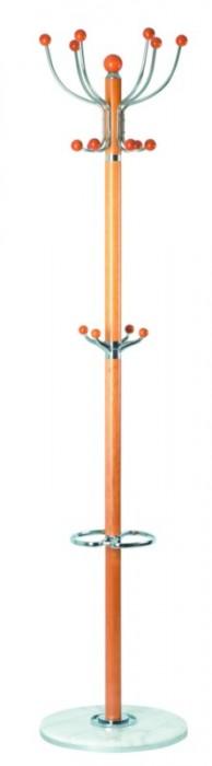TetChair Вешалка напольная XY-029 180см D-38 бук, белый