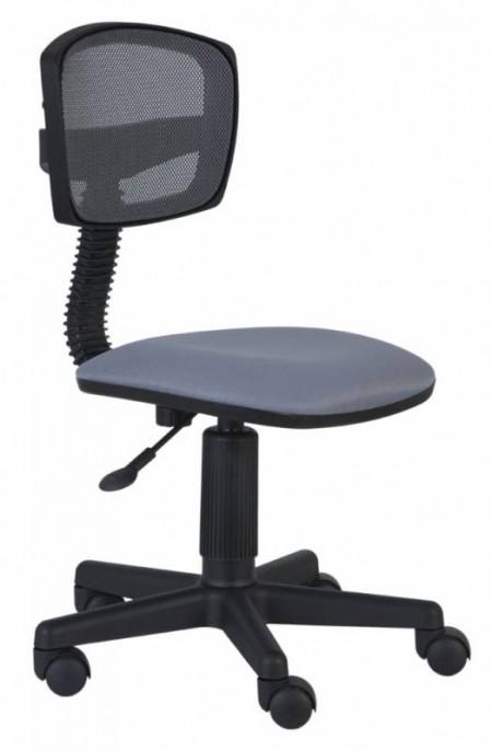 Кресло офисное CH-299 спинка серая сетка