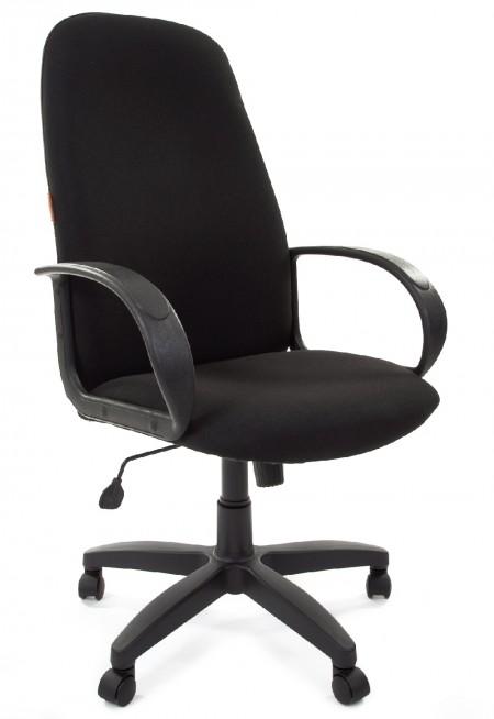Кресло руководителя CHAIRMAN 279 ткань черная С-3