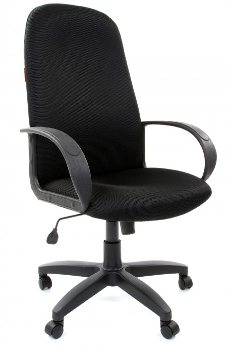 Кресло руководителя CHAIRMAN 279 ткань TW-11 черная