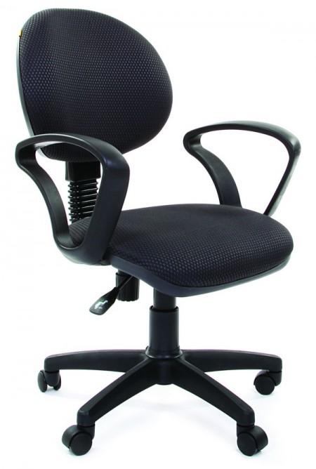 Кресло офисное CHAIRMAN 682 ткань JP-15-2 черная