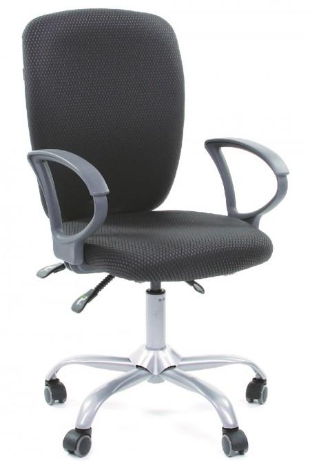 Кресло офисное CHAIRMAN 9801 серое JP-15-1