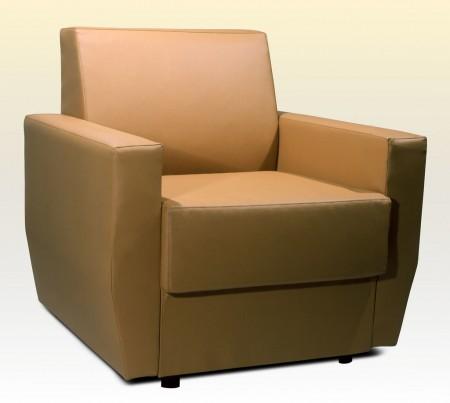 Кресло для отдыха Омега искусственная кожа