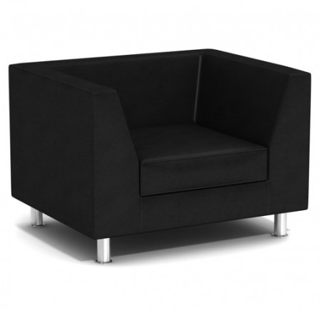 Кресло для отдыха Омега-Люкс искусственная кожа