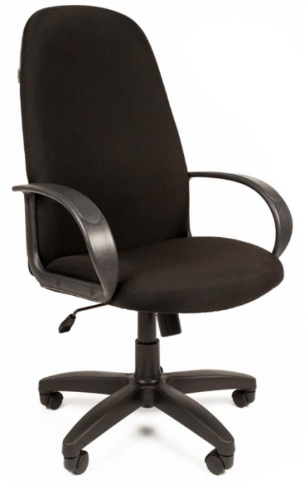 Кресло руководителя РК-179 ткань JP15-2 черная