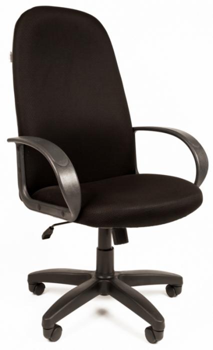 Кресло руководителя РК-179 ткань TW-11 черная