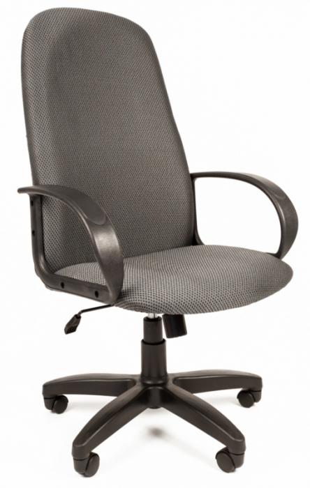 Кресло руководителя РК-179 ткань JP15-1 серая