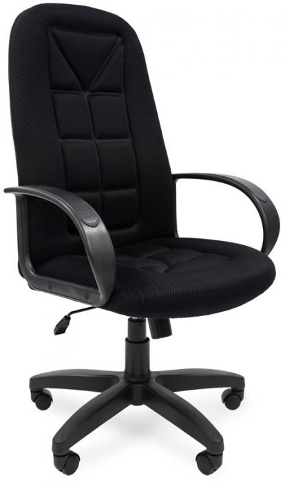 Кресло руководителя РК-127 ткань черная TW-11