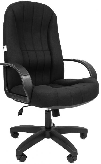 Кресло руководителя РК-185 ткань черная