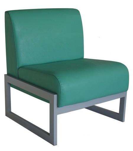 Кресло для отдыха Сигма искусственная кожа